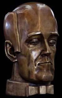 Передача в дар Консерватории скульптурного образа Святослава Рихтера