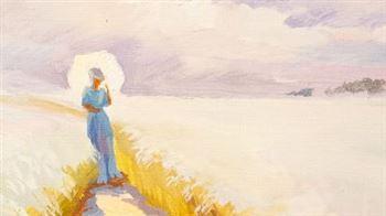 Выставка художника Бориса Клементьева