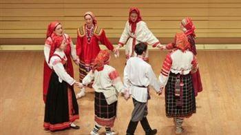 40 лет Фольклорному ансамблю Московской консерватории