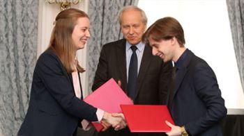 Сотрудничество СНТО и Совета молодых учёных