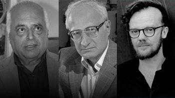 Онлайн творческая мастерская для молодых композиторов: Оскар Бьянки, Кшиштоф Мейер и Левон Чаушян