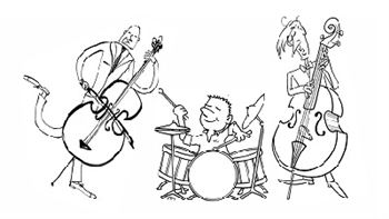 Большая музыка для маленьких: «Контрабас, маримба + … (из коллекции оркестровых редкостей)»