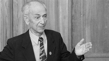 Захоронение урны с прахом Леонида Егоровича Чумова