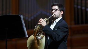 12-й Международный конкурс на лучшее произведение для Конкурса исполнителей на духовых и ударных инструментах