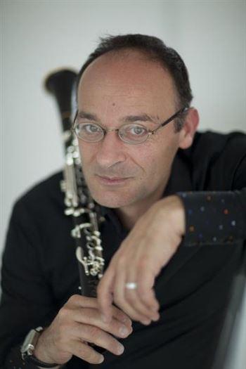 Творческая встреча с профессором Высшей Парижской консерватории кларнетистом Филиппом Берро