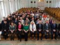 Встреча кафедры современного хорового исполнительского искусства с А.С.Соколовым