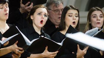 Научная конференция студентов IV курса кафедры хорового дирижирования