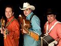 Творческая встреча с группой американских традиционных музыкантов  «Los Texmaniacs»