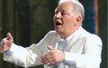 Церемония открытия памятника Александру Сергеевичу Пономарёву