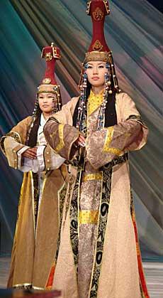 Не академическая лекция-демонстрация «Традиционная культура тувинцев»