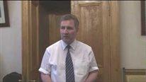 Выступление Г. П. Ивлиева на Попечительском совете