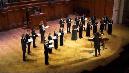 К.В. Глюк «Мелодия». Аранжировка для органа, виолончели и хора Н. Чанба