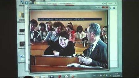 Т. В. Чередниченко — в памяти и в кадрах хроники