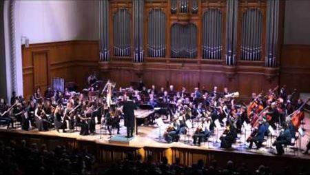 А. Чайковский «Этюды в простых тонах» для альта, симфонического оркестра и солирующего фортепиано