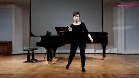 М. Бениньо. «Это не мяч» для body percussion, записи и пантомимы
