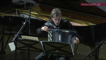 Франк Бедроссян <i>Bossa Nova</i> для аккордеона (2008)