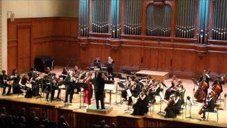 Д. Шостакович. Три пьесы для двух скрипок и камерного оркестра