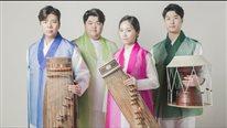 Концерт корейской традиционной музыки. Ансамбль «Сэро»