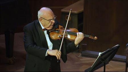 L. van Beethoven Sonata for Violin and Piano No.2, Op. 12 No. 2. II. Andante più tosto Allegretto