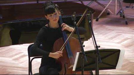 "Oleg Afanasov. ""Collision Detected"" for solo cello"