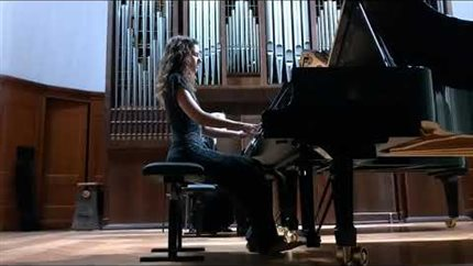 Сергей Прокофьев. Концерт № 3 до мажор для фортепиано с оркестром: I часть