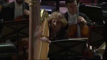Мишель Легран. «Шербурские зонтики», концертная фантазия для арфы с оркестром