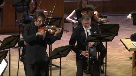 Ефрем Подгайц. Ария для английского рожка и скрипки с оркестром
