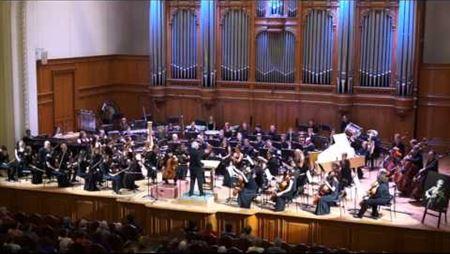 А. Шнитке. Концерт №1 для виолончели с оркестром