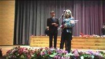 На вручении государственных наград в Минкультуры РФ