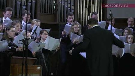 Александр Чайковский. Фрагмент из оперы «Ермак»