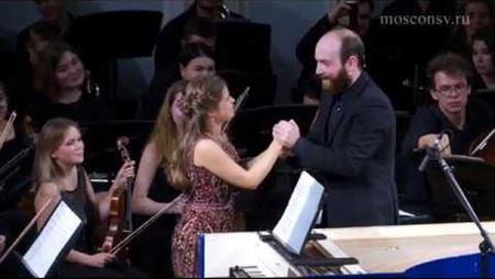 Ф. Пуленк. Сельский концерт для клавесина с оркестром. Финал