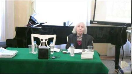Презентация книги Е. И. Чигарёвой «Художественный мир Альфреда Шнитке»