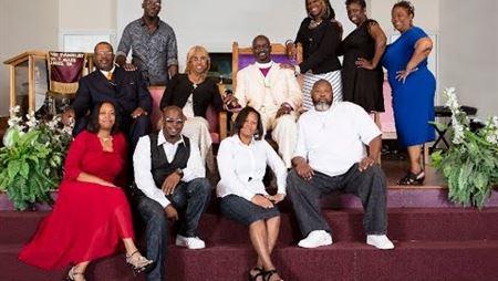 Мастер-класс Jones Family Singers