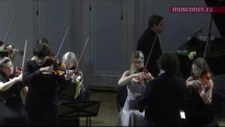 Виктор Полторацкий. «In The Mood» для скрипки, фортепиано и струнных