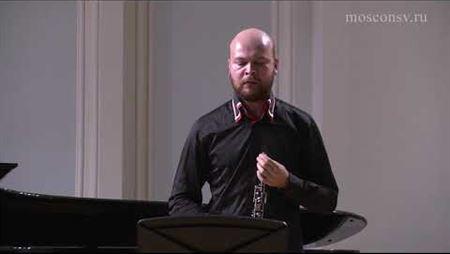 Антал Дорати. <i>Duo concertante</i> для гобоя и фортепиано
