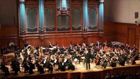 N. Rimsky-Korsakov. Russian Easter Festival Overture, Op. 36. Valery Polyansky
