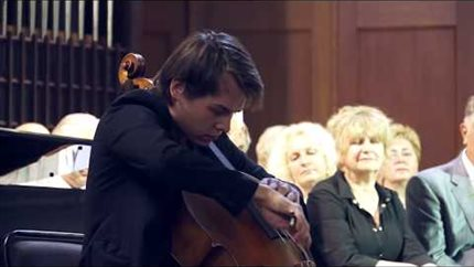 День знаний в Московской консерватории. Фрагменты