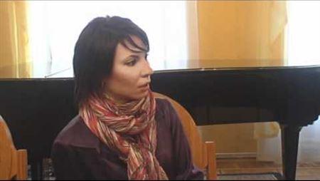 Интервью с балериной Марией Александровой