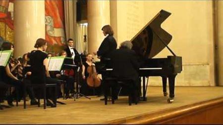 Московская консерватория в гостях у МГУ (2011)
