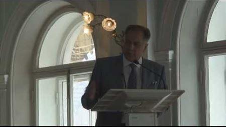 А. Соколов на слушаниях Общественной Палаты
