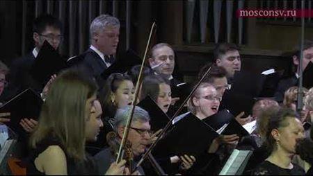 Tigran Mansurian. Requiem for chorus and orchestra
