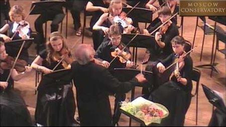 S. Prokofiev. Symphony No.1, «Classical»