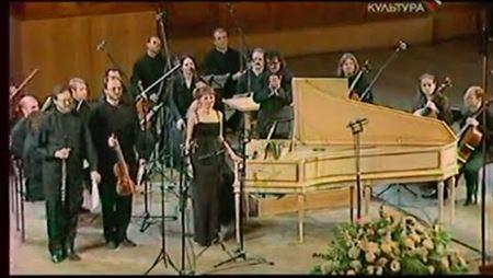 А. Коренева, Ю. Башмет. Солисты Москвы. Й. С. Бах. Бранденбургский концерт № 5