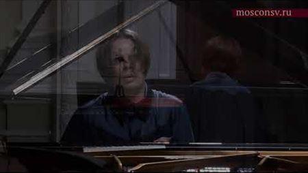Chopin. Nocturne in D-flat major, op. 27. Performed by Yakov Katsnelson
