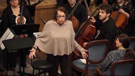 Natalia Kasatkina about Igor Stravinsky
