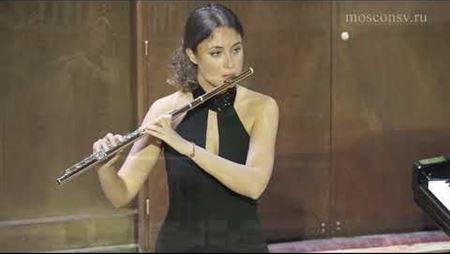 Тору Такэмицу. «Голос» для флейты соло (1971)
