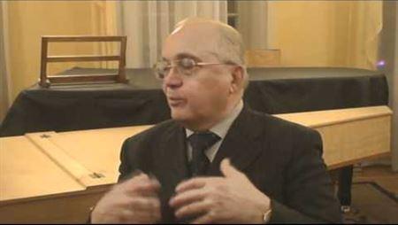 Из беседы с ректором МГУ В. А. Садовничим
