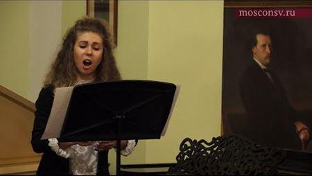 Дмитрий Смирнов. «Песни Ариэля» op. 76 (1993)