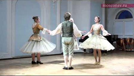 Ж.-Ф. Рамо. Сюита из оперы-балета «Галантные Индии»