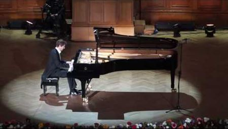 On the 150th anniversary of the Moscow Conservatory. Nikolay Lugansky